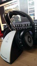 Sennheiser Wireless Headphones TR140 (RS140 Revision)