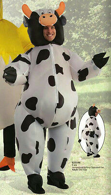 Rubie's Costume Co Men's Inflatable Cow Adult - Rubies Costume Co