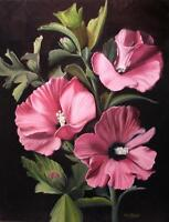 Painting Flowers with Erin Boake