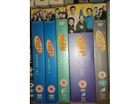 Seinfeld Seasons 1-7 DVD boxsets