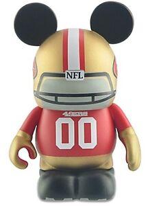 Disney NFL Series Vinylmation ( San Francisco 49ERS )