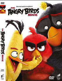 The Angry birds movie dvd
