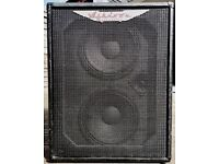 Ashdown MAG EVO 11 300 Watt 15 inch bass combo and 2 x 10 speaker.