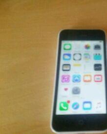 Iphone 5C locked ee read description