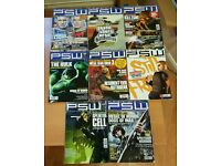 PSW PLAYSTATION2 MAGAZINES X8