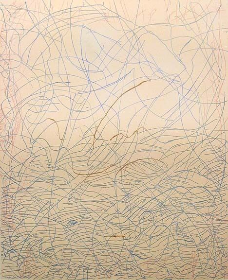"Mark Tobey ""morning Grass"" Hand Signed Original Artwork Etching, Submit Offer!"