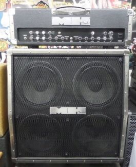 PRICED TO GO! Fender MetalHead MH-500 Quad Box and Amp Midland Swan Area Preview
