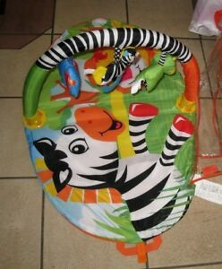 Slightly used Baby Gym Playmat in good condition