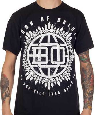 BORN OF OSIRIS - Break Us - T SHIRT S-M-L-XL-2XL Brand New - Official T Shirt