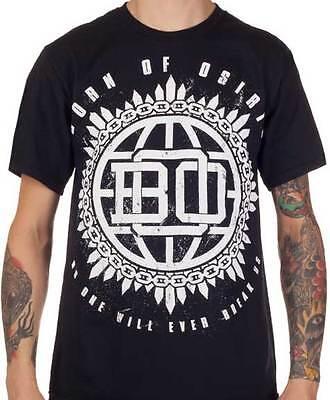 BORN OF OSIRIS - Break Us - T SHIRT S-M-L-XL-2XL Brand New - Official T Shirt