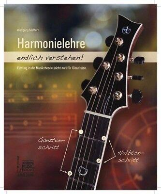 Harmonielehre endlich verstehen! - Wolfgang Meffert - 9783869470962 PORTOFREI