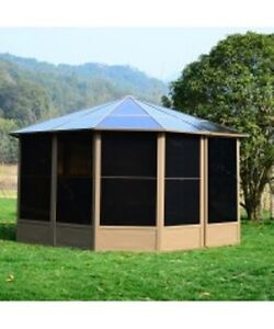 Screen Room Pop Up Tent 13' Outdoor Patio Panels Shelter Mesh
