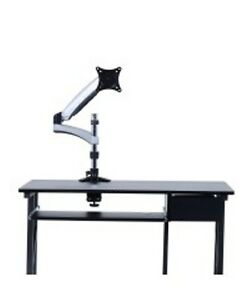 Computer Monitor Mount  / TV Arm Adjustable Swivel Tilting Stand