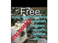 midlands free scrap metal collection