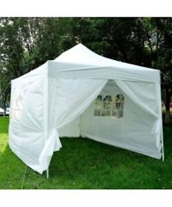 10 x 15ft pop up Tent / Easy Pop up Canopy Gazebo Event Tent