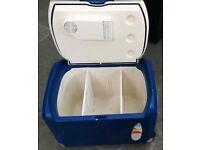 Halfords 40 Litre Mains and 12V & 24V Electric Coolbox