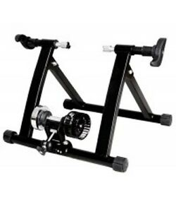 Folding Indoor Bike Trainer / Kinetic Cyclone Bicycle Exercise