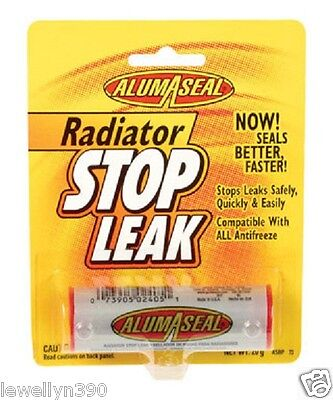 ALUMASEAL Worlds Best Stop Leak Radiator Sealer ASBPI12
