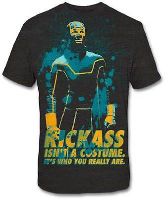 AUTHENTIC KICK ASS 2 ISNT A COSTUME NEW MOVIE T SHIRT S M L XL XXL - Kick Ass 2 Costumes