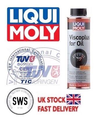 8958 NEW  Liqui Moly Oil Viscoplus Motor Engine Stabiliser Noise Reducer