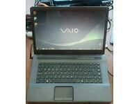 Sony vaio vgn-nw26m