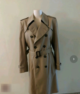 Vintage Men's Leishman by Tip Top Trench Coat