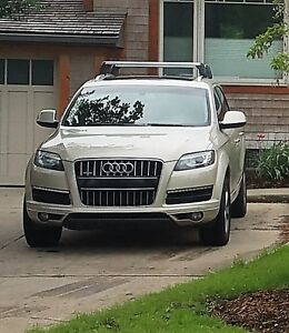2012 Audi Q7 3.0L TDI Premium Plus 124,000 Kms - PERFECT!!