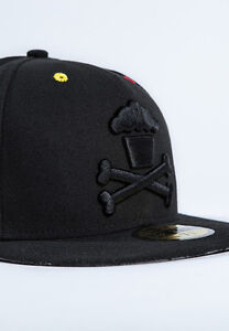 Johnny-Cupcakes-x-New-Era-Fitted-Hat-Black-Black-Xbones-w-Colored-Eyelits-7