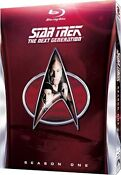 Star Trek The Next Generation Season 1 Blu Ray