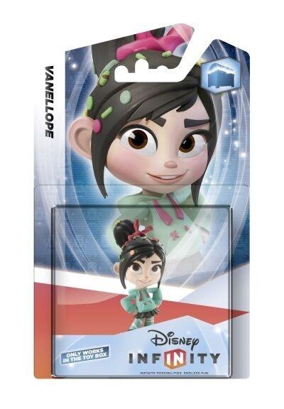 Disney Infinity Single Pack Vanellope. Free Shipping. Brand New.