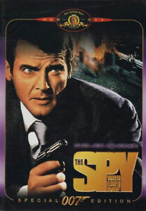 The-Spy-Who-Loved-Me-Special-Ed-DVD-New-007-James-Bond-Roger-Moore-WS