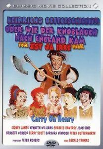 Ist-ja-irre-HEINRICH-HISTORIAS-DE-CAMA-O-COMO-D-AJO-NACH-INGLATERRA-KAM-DVD