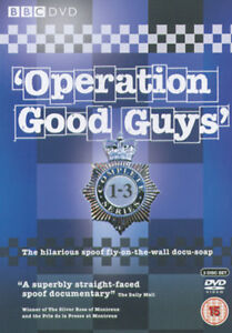 Operation Good Guys: Series 1-3 DVD (2005) Dominic Anciano