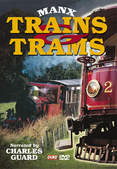 Manx Trains and Trams DVD