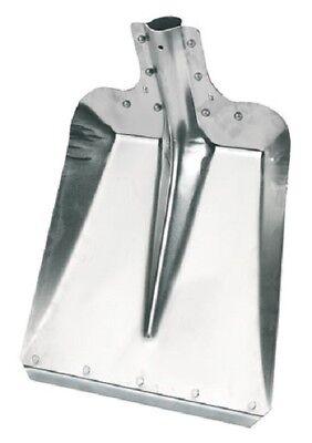Paletta in alluminio qualità PALETTA MANGIME Pala da neve 36cm 2967
