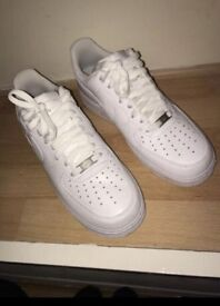 Air Force 1 white BRAND NEW!!!