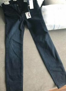 BRAND NEW JESSICA SIMPSON DARK BLUE DENIM SKINNY JEANS