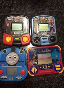 lot of LCD games