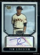 Tim Lincecum Rookie Card