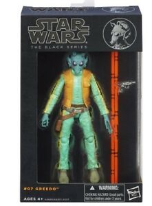 Star wars black series Greedo