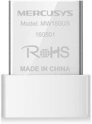 MERCUSYS Mini USB Wifi Dongle MW150US Inalámbrico Adapterby Tp-Link