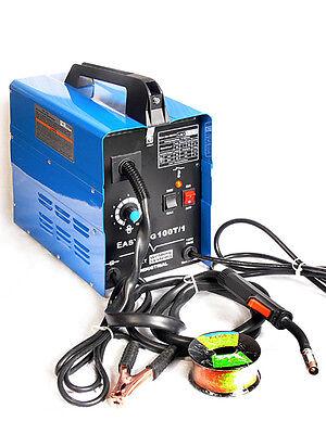 Mig 100 110v 90 Amp Flux Wire Arc Mig Welder Welding Soldering Machine