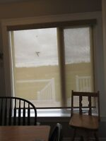 Custom Fabric Roller Blinds