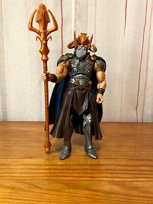 Odin Marvel Legends The Allfather BAF Complete Pre-owned
