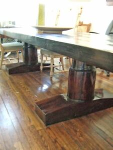 "Beautiful 11 foot ""Grand Dining Table"" (solid wood)"