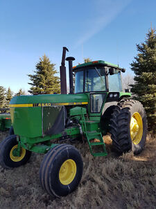 4640 JD tractor