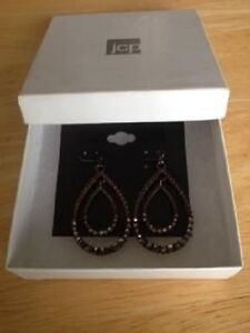 A new pair of earrings from JC penny