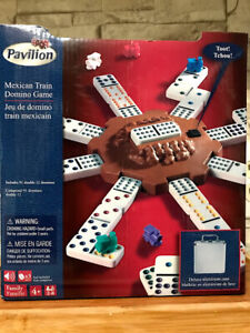 PAVILION MEXICAN DOMINO GAME