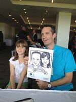 Live Caricatures At Your Next Party!