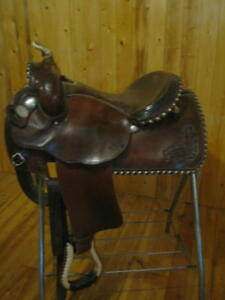 Charles Crowley Saddle